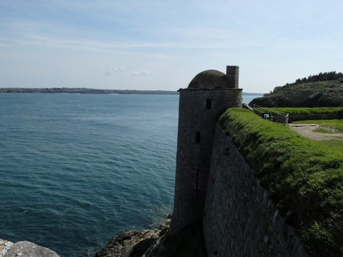 Weekend à Saint Malo - Fort La Latte