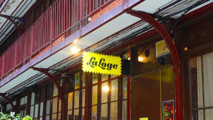 Cour du 77 rue de Charonne, Paris 11e - La Loge
