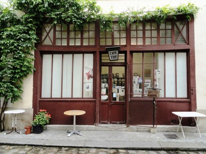 Balade dans le Faubourg Saint Antoine - Cour Damoye