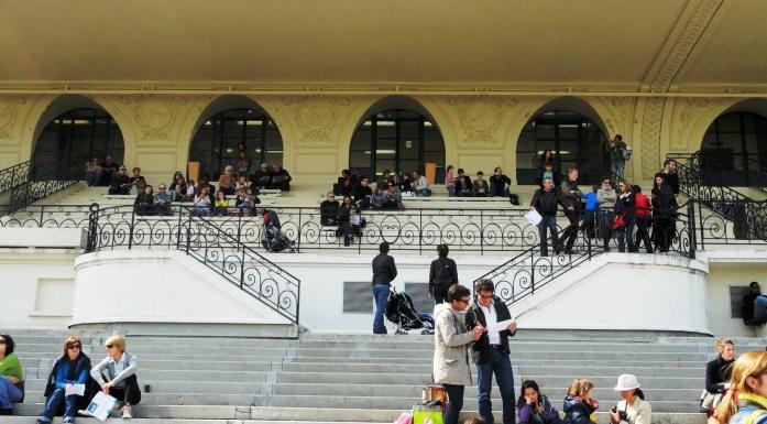 Courses hippiques à Auteuil