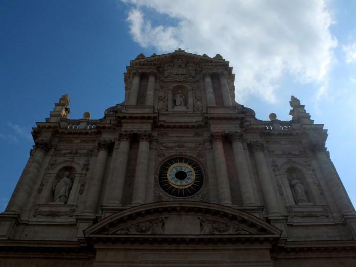 Balade dans le Marais - Eglise Saint-Paul Saint-Louis