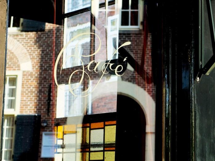 Amsterdam - Jeu de Reflets