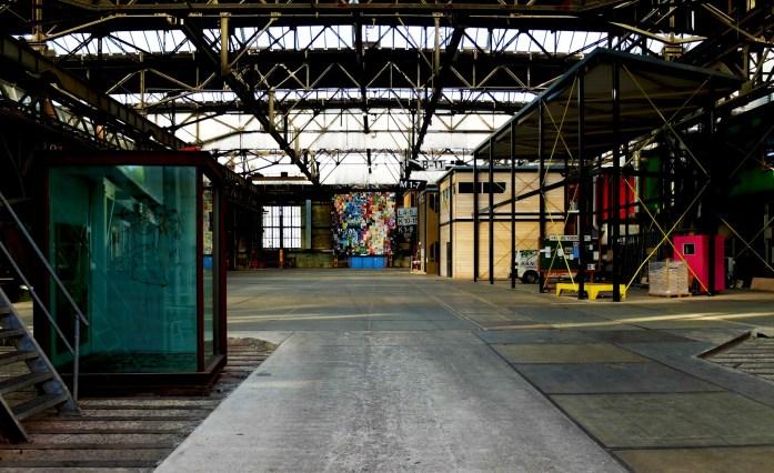 Amsterdam - NDSM Werf