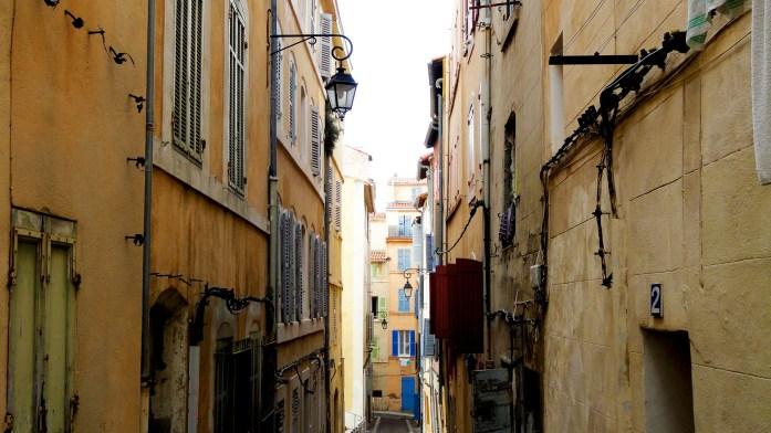 Quelques jours dans le Sud - Marseille, quartier du Panier