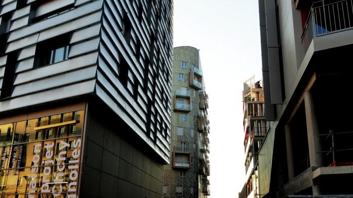 Balade le long de la Petite Ceinture (17e et 18e) - Quartier Clichy-Batignolles
