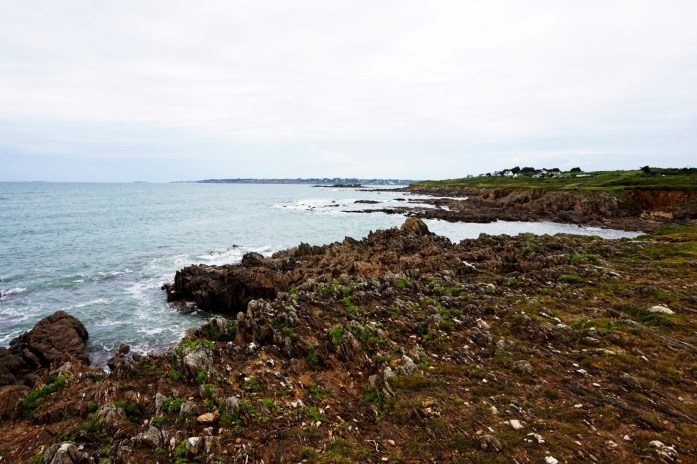 Vacances dans le Finistère Sud - Cöte Sauvage