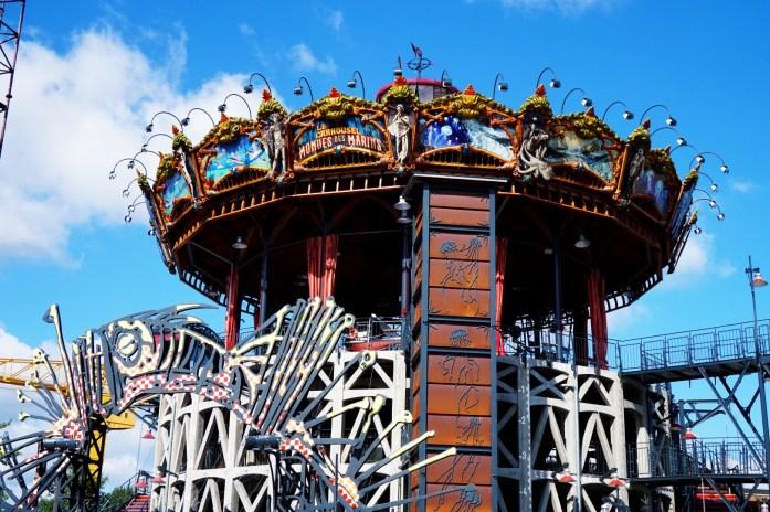Un weekend à Nantes - Ile de Nantes - Le Carrousel des Mondes Marins