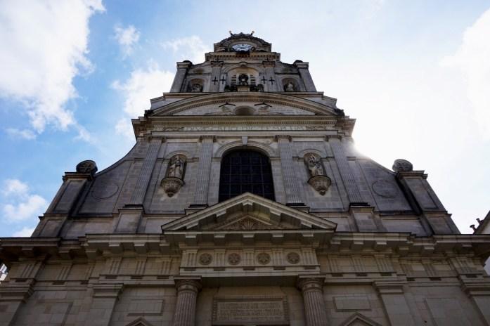 Un weekend à Nantes - Eglise Sainte Croix