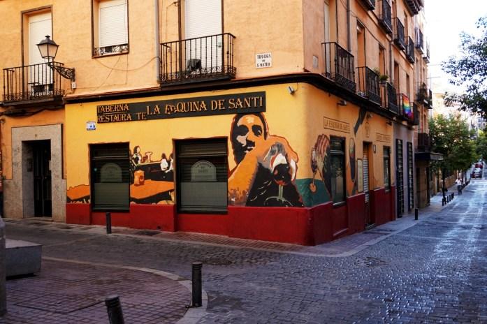 Madrid - Chueca