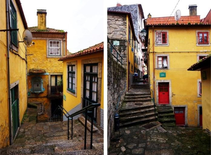 Porto - Balade dans la Ribeira