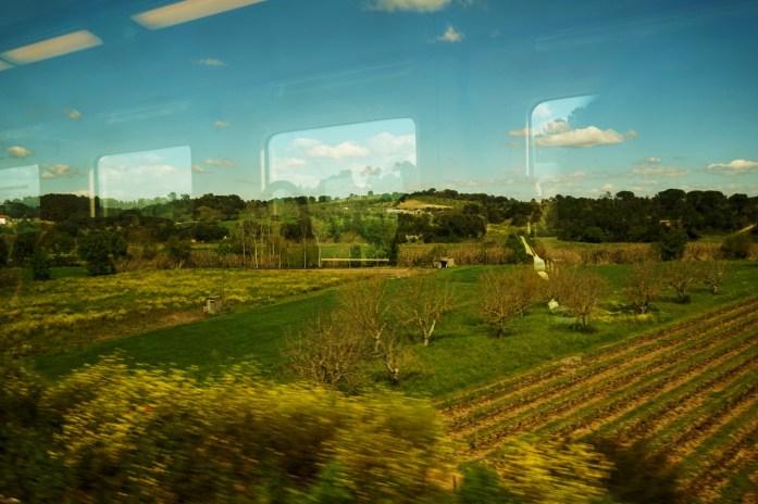 Railtrip au Portugal - De Coimbra à Tomar