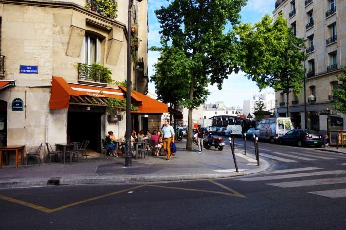 Goute d'or - Paris 18e