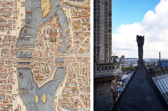 Vues de Paris #6 - Les tours de Notre Dame de Paris