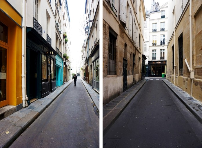 Rue Visconti - Paris 6e