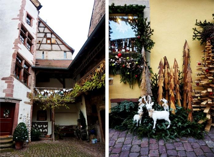 Marché de Noël de Riquewihr, Alsace