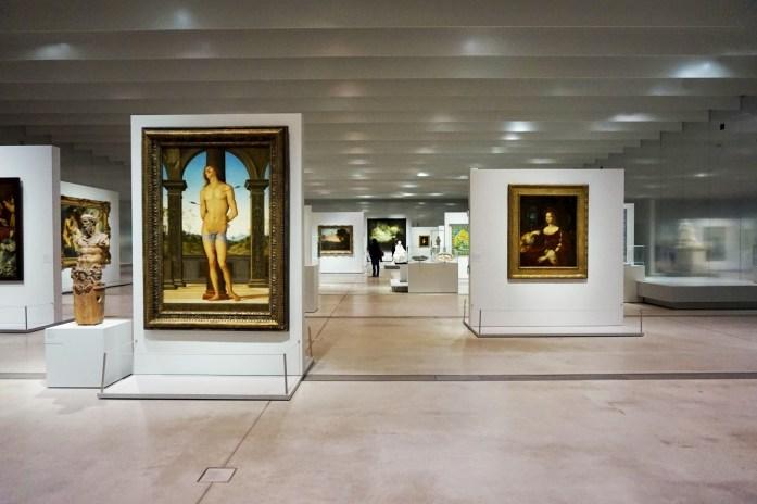 Louvre Lens - Galerie du Temps