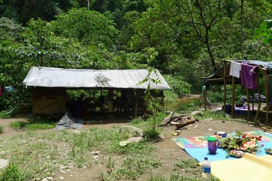 Campement - cuisine