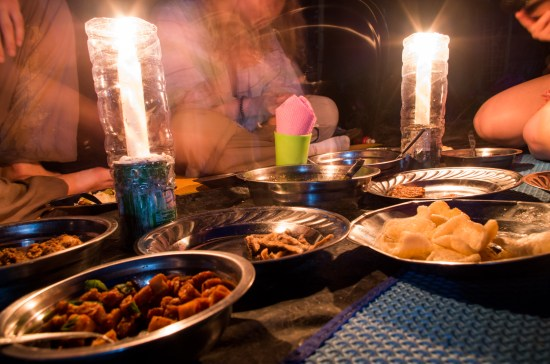 Jungle Dinner