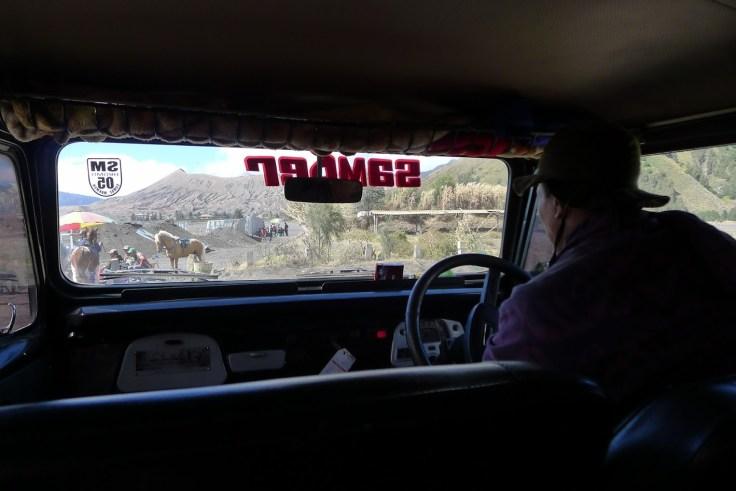 Bromo - Jeep