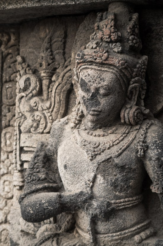 Prambanan - Reliefs
