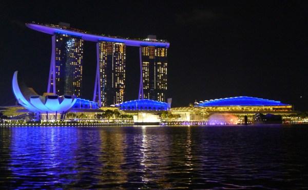 Singapour - Singapour - Marina Bay Sands
