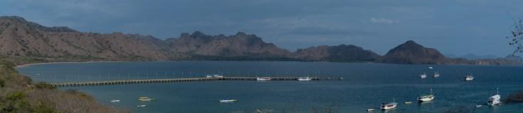 Baie de Rinca Island