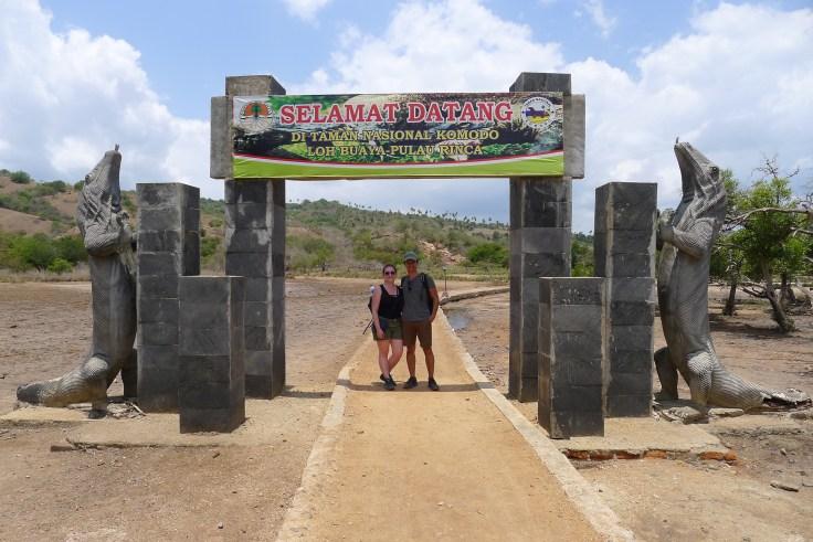 Welcome to Rinca Island!