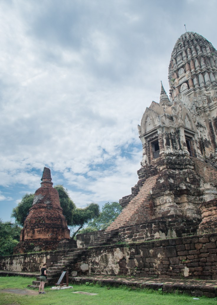 Ayutthaya Wat Ratchaburana
