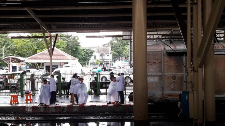 Bangkok Hua Lamphong Coiffeurs