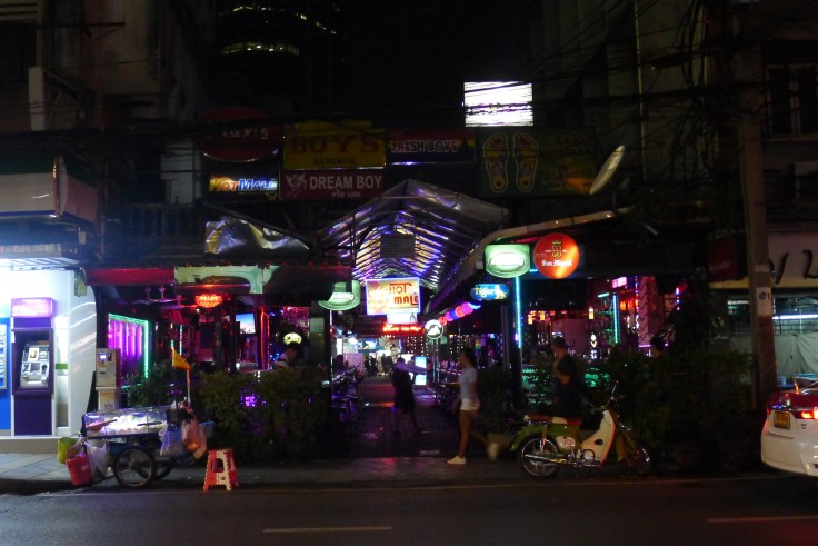 Bangkok - Silom Night Market