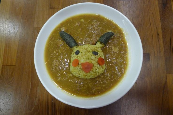 Damien a utilisé Sauce curry sur Pikachu, it's super effective!