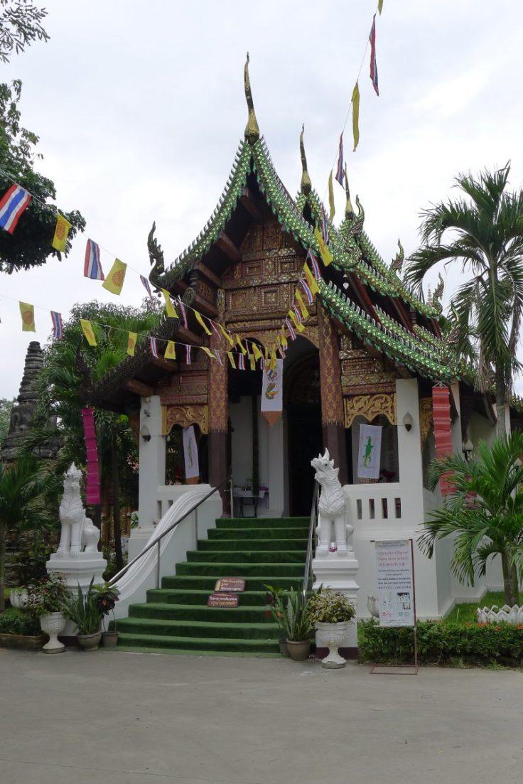 Wat Umong Mahathera Chan