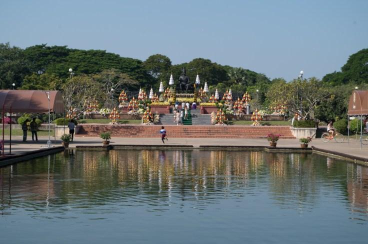 Sukhothai King Ramkhamhaeng Monument