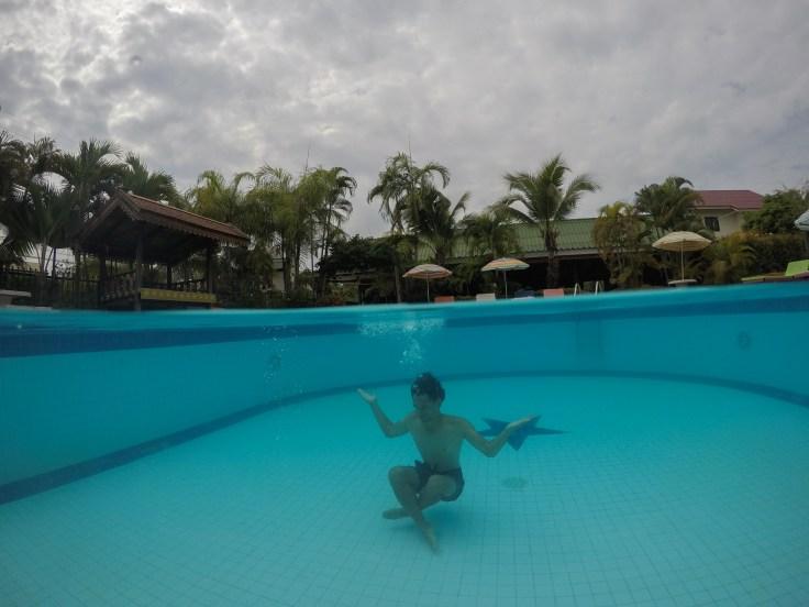 Go pro piscine dome