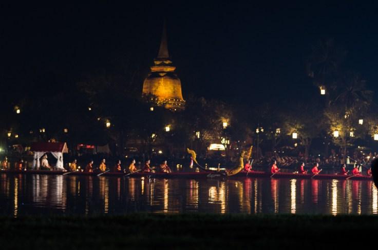 Loy Krathong Sukhothai Show