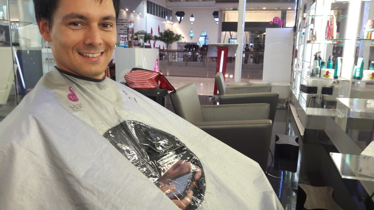 Chiang Rai Hair cut