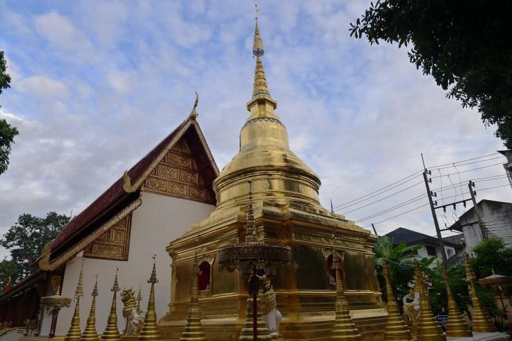 Chiang Rai Wat Phra Sing