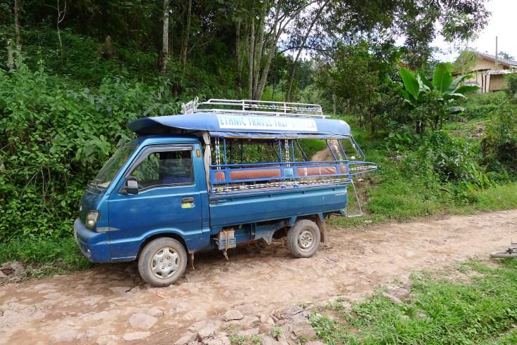 Laos Luang Namtha