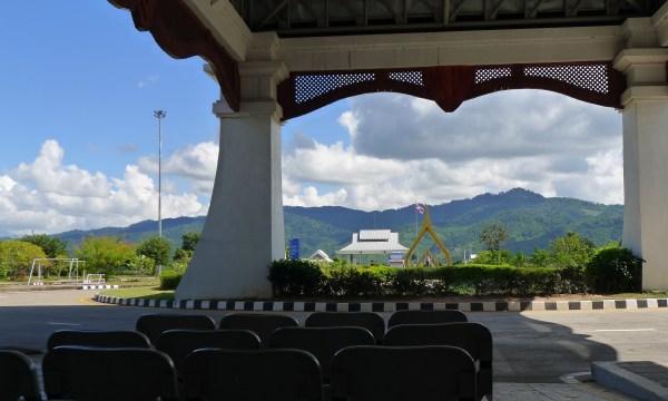 Thailand Laos Boarders