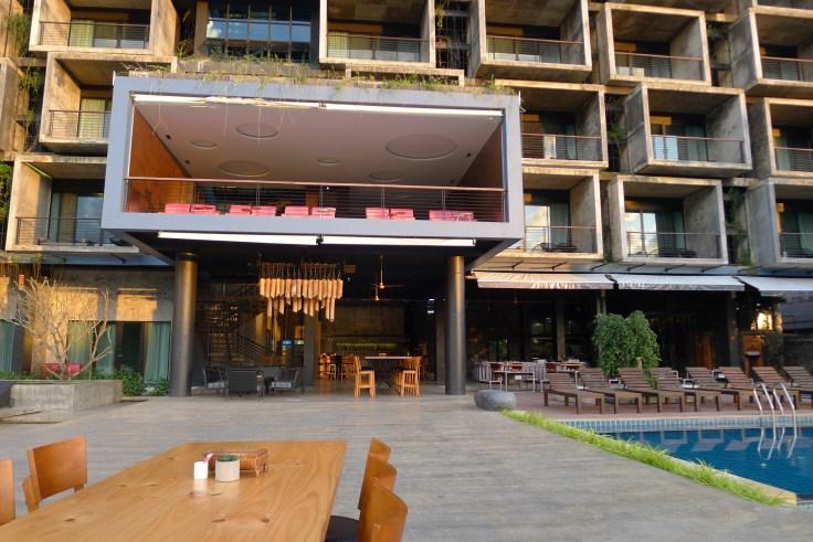 Laos - Vang Vieng - Inthhira VV Hotel