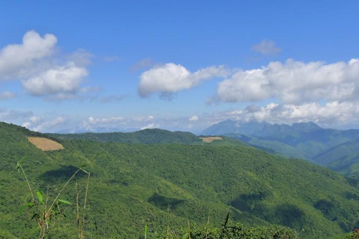 Laos - Vang Vieng - Voyage - vue
