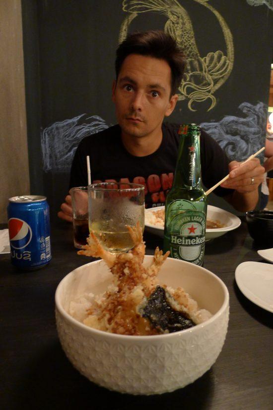 Laos - Vientiane - Saebe Ryo Sushi