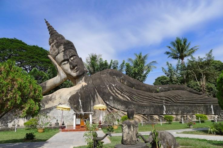 Laos - Vientiane - Buddha Park