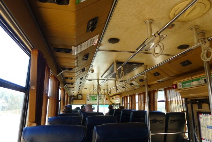 Laos - Vientiane - Buddha Park bus