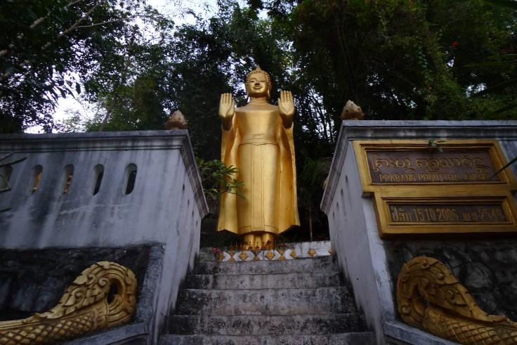 Luang Prabang - Mont Phousi