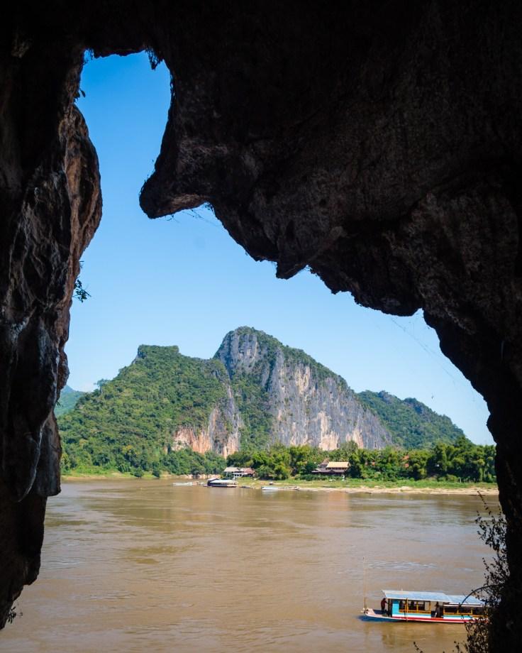 Luang Prabang - Pak Ou Caves