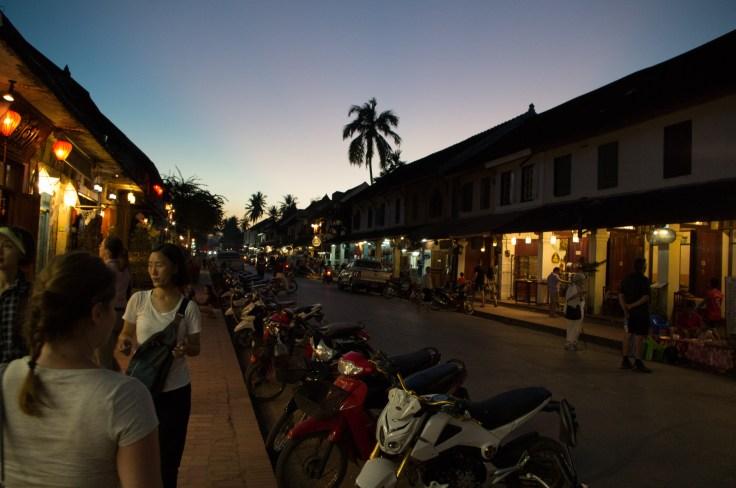 Luang Prabang - Streets