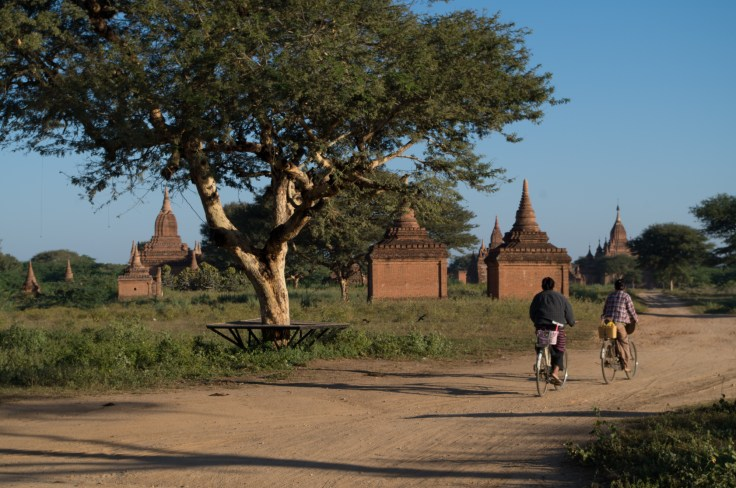 Bagan - Vélos
