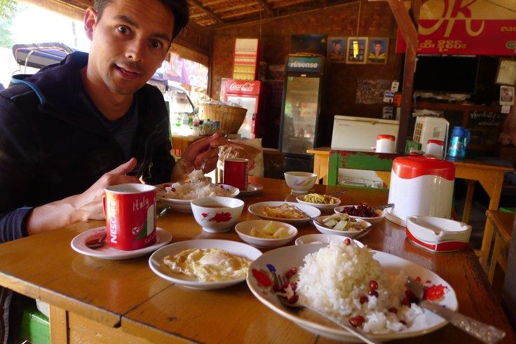 Bagan - Breakfast