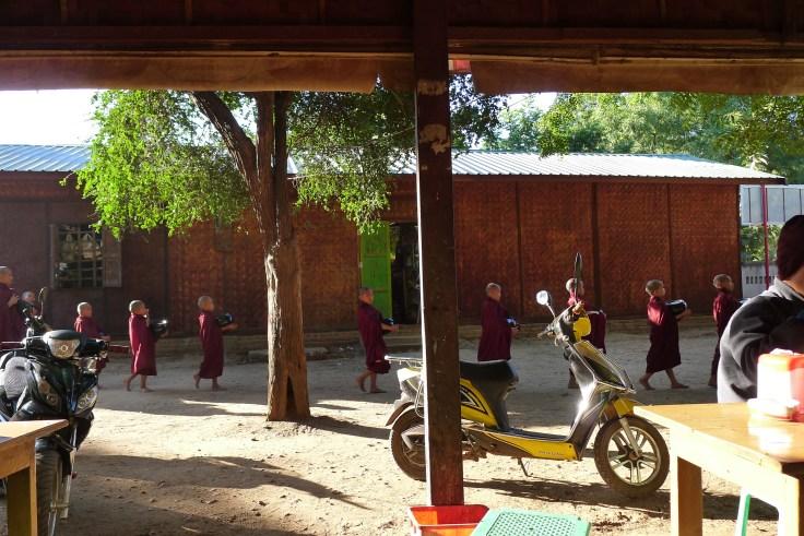 Bagan - Moines